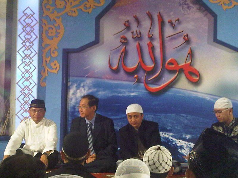 IKonjen Andradjati, HK dan Ustad Yusuf Mansur