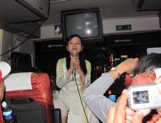Nguyen Nhi, guide yang bisa berbahasa Indonesia
