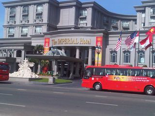 Hotel Imperialajang Kontes Miss World 2009